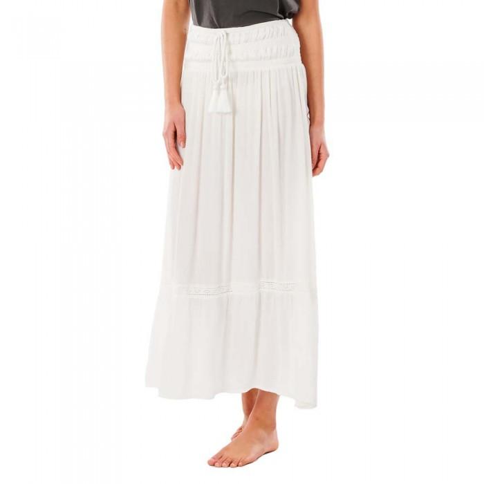 [해외]립컬 Layla Maxi Skirt 14138045333 White