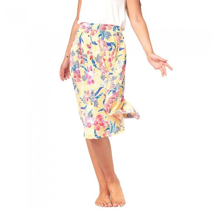 [해외]립컬 Paradise Night Skirt 14138045336 Bright Yellow