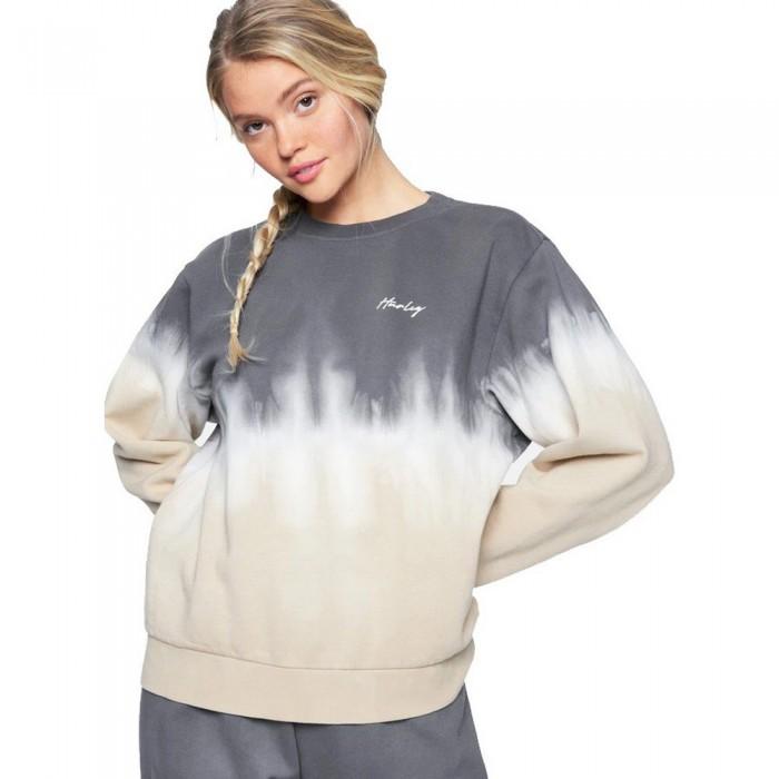 [해외]헐리 Double Dip Dye GF Fleece 14137965780 Grey
