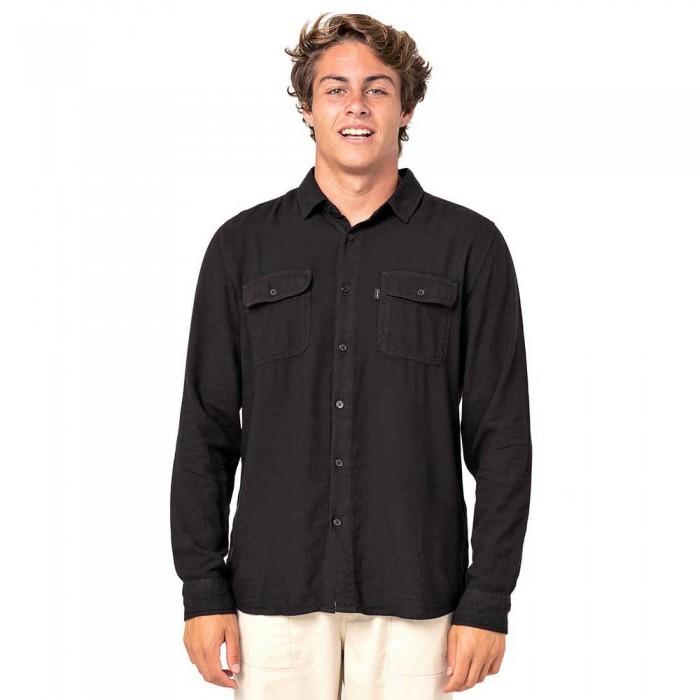 [해외]립컬 Eco Ventura 14138044918 Washed Black