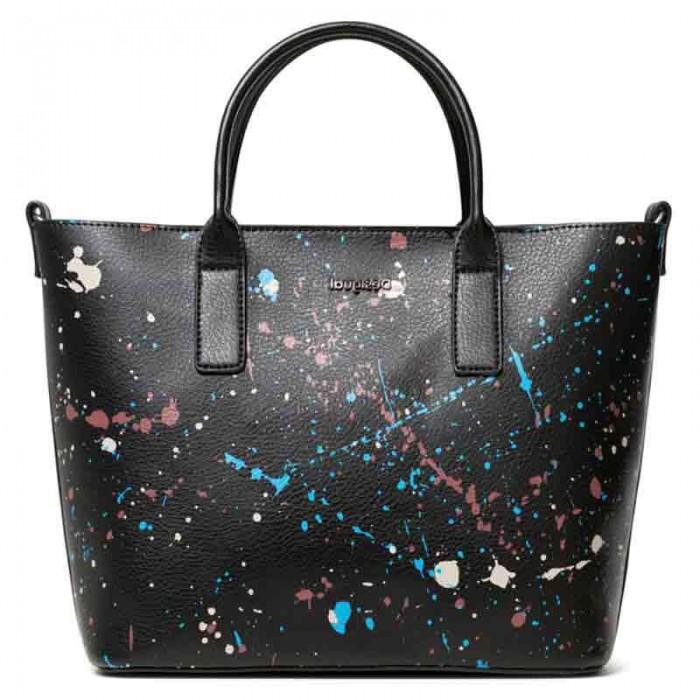 [해외]데시구알 Sky Splatting Holbox Mini Bag Black