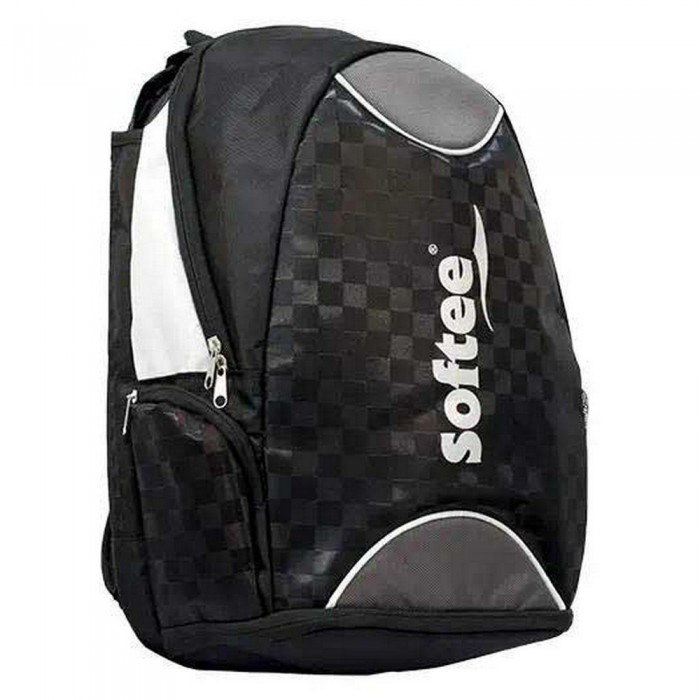 [해외]SOFTEE Check-In 12138024899 Black / Silver