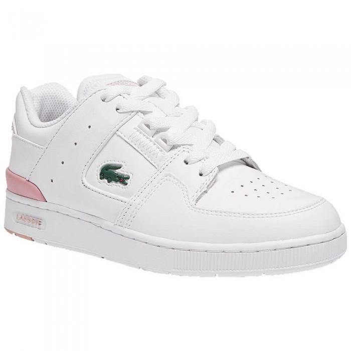 [해외]라코스테 41SFA0056 12137944451 White / Light Pink