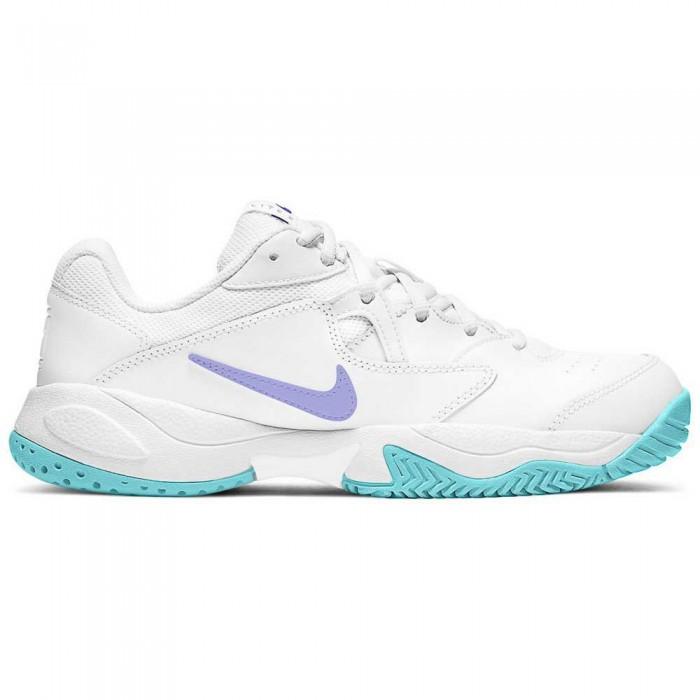 [해외]나이키 Court Lite 2 12138030539 White / Purple Pulse / Copa