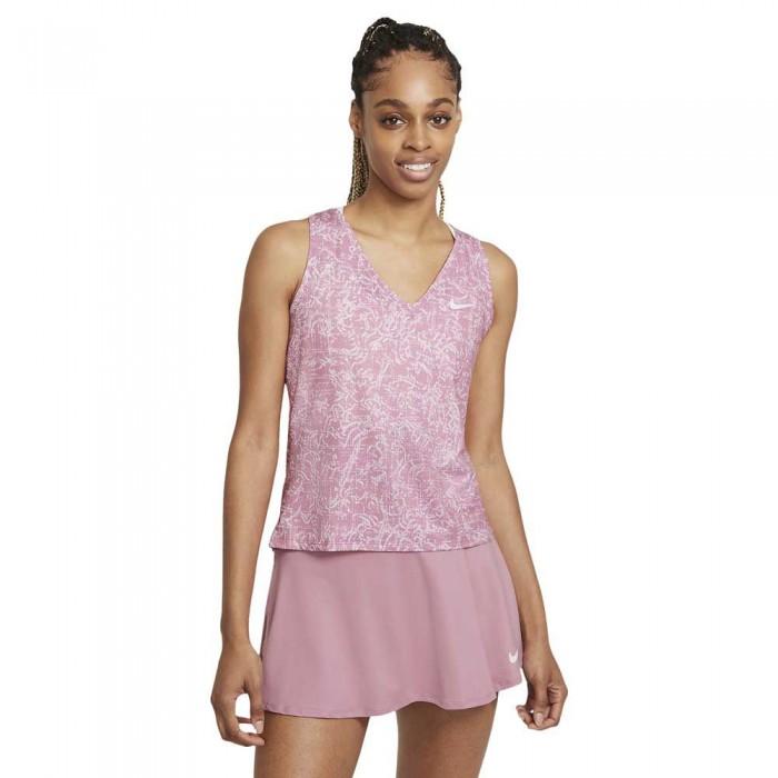[해외]나이키 Court Victory Printed 12138030115 Elemental Pink / White