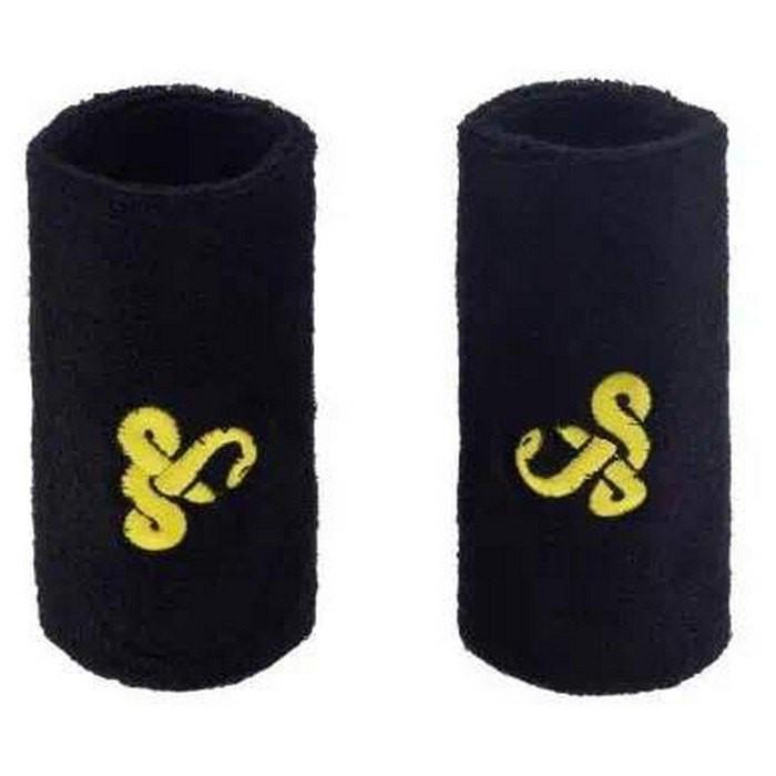 [해외]VIBORA Wristband 12 cm 2 Units 12138025054 Black