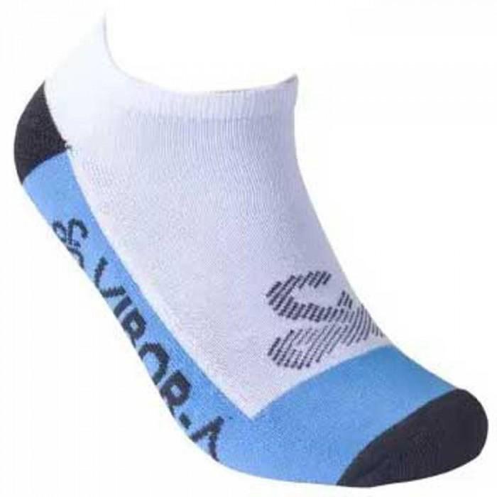 [해외]VIBORA Socks 12138025091 White / Blue / Black
