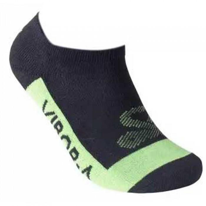 [해외]VIBORA Socks 12138025094 Black / Yellow Fluor