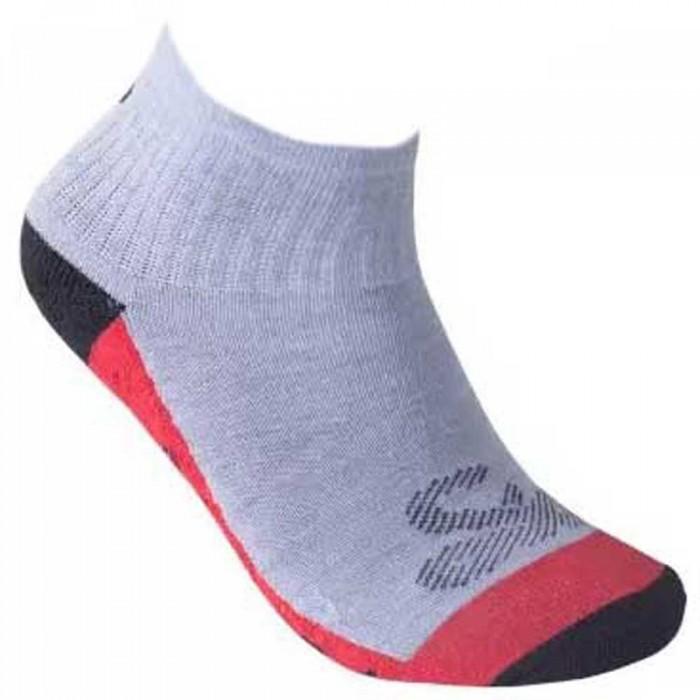 [해외]VIBORA Socks 12138025097 Grey Vigore / Red / Black