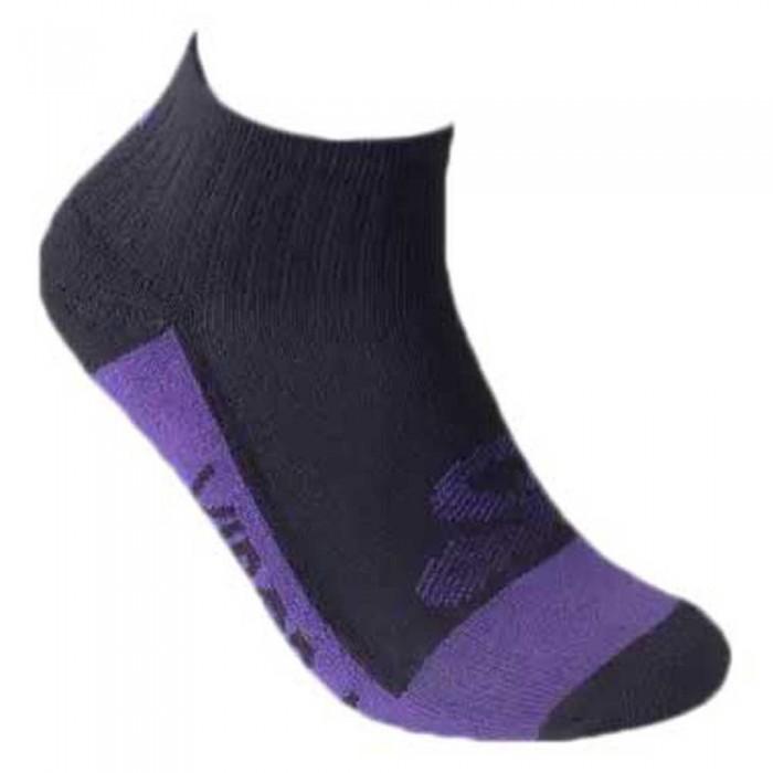 [해외]VIBORA Socks 12138025098 Black / Purple