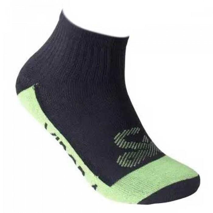 [해외]VIBORA Socks 12138025099 Black / Yellow Fluor