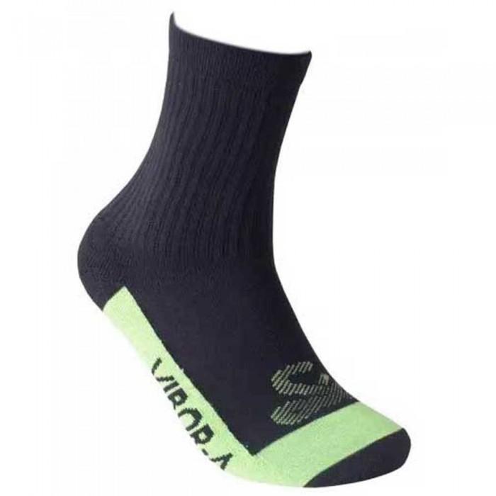 [해외]VIBORA Socks 12138025103 Black / Yellow Fluor