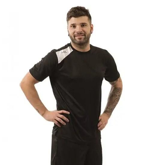 [해외]SOFTEE Full Short Sleeve T-Shirt 12138024934 Black / White