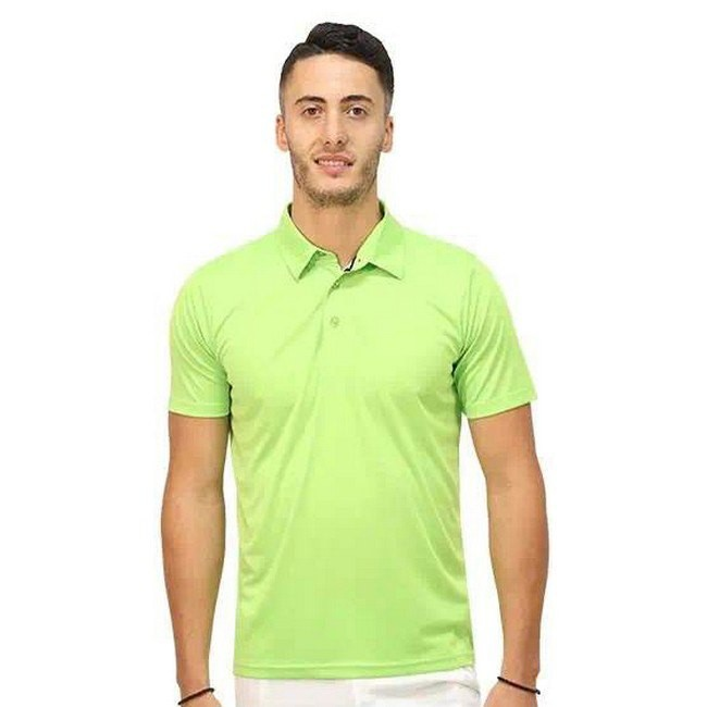 [해외]SOFTEE Propulsion Short Sleeve Polo Shirt 12138025023 Lime