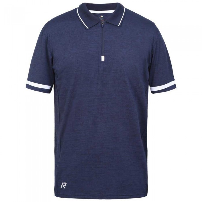 [해외]루카 Ylilaas Short Sleeve Polo Shirt 12138051004 Blue