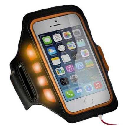 [해외]KSIX Sport Armband Case LED iPhone 5/5S Jose Hermida 71278798