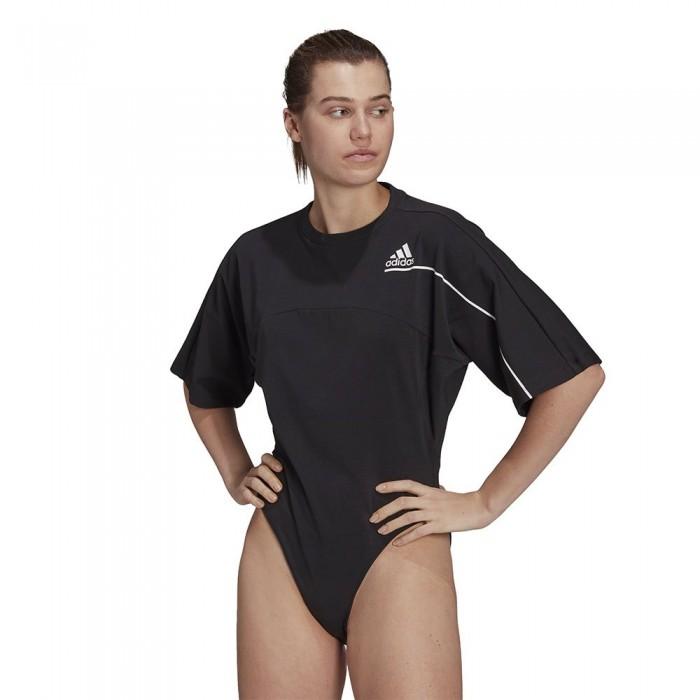 [해외]아디다스 ZNE T-Bodysuit 7137925635 Black