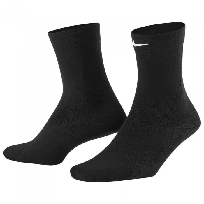 [해외]나이키 One Ankle Socks 7138030819 Black / White