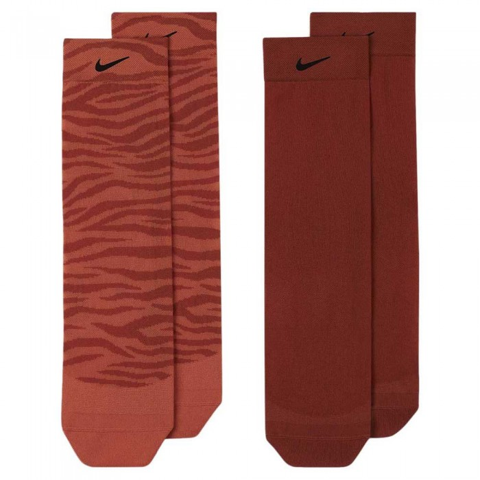 [해외]나이키 Sheer Ankle 2 Pairs Socks 7138031659 Multicolor
