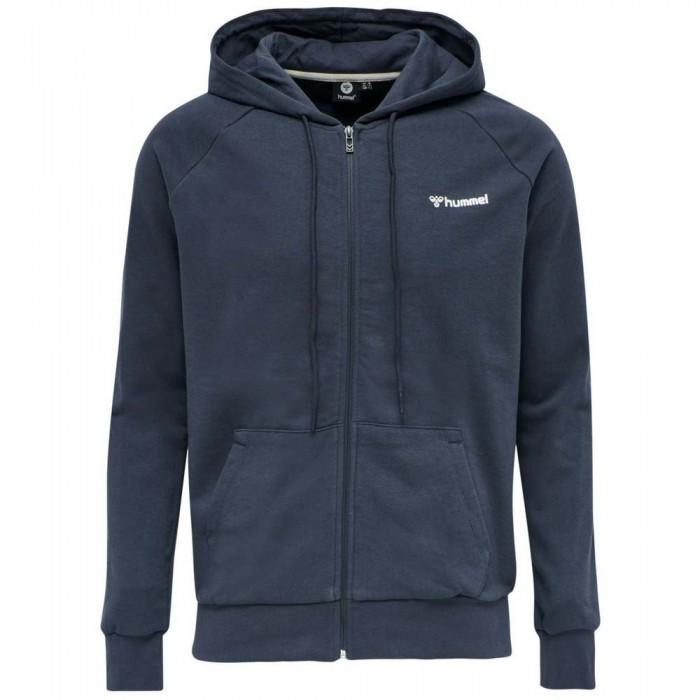 [해외]험멜 Isam Full Zip Sweatshirt 7138038286 Blue Nights
