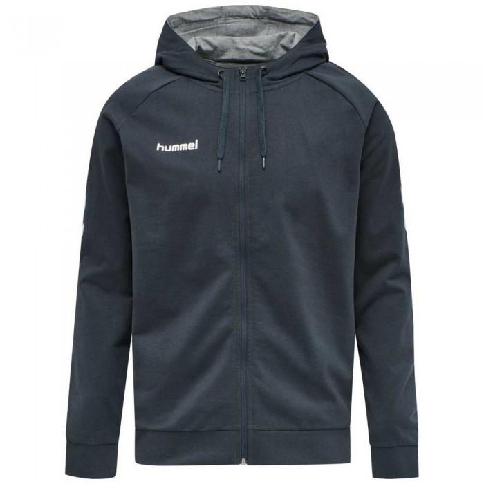[해외]험멜 Go Cotton Full Zip Sweatshirt 7138055581 India Ink