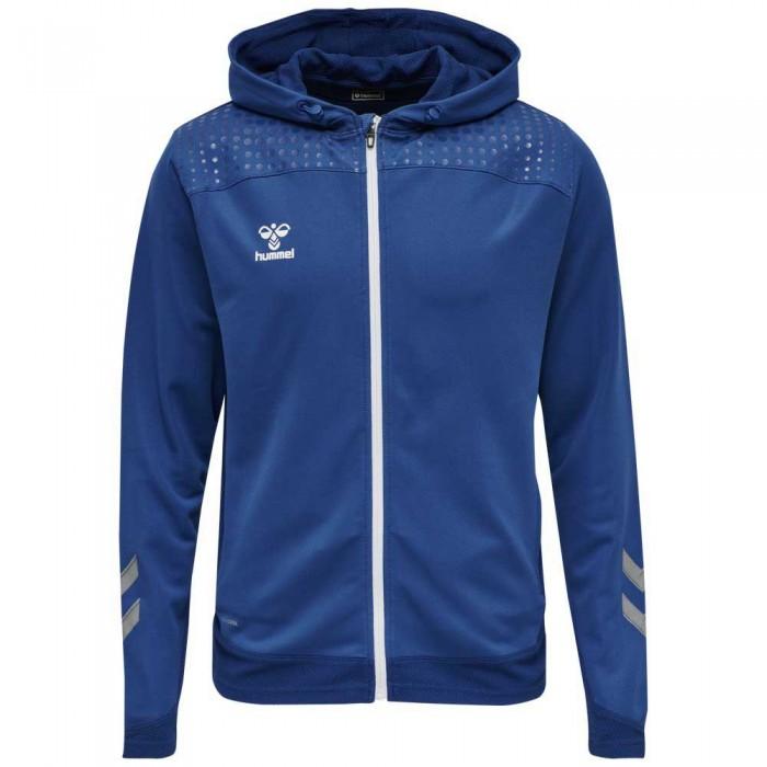 [해외]험멜 Lead Poly Full Zip Sweatshirt 7138055714 True Blue