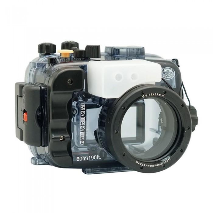 [해외]SEA FROGS Seafrogs Housing For Sony A6500/6300/6000 Refurbished 10138060113 Black