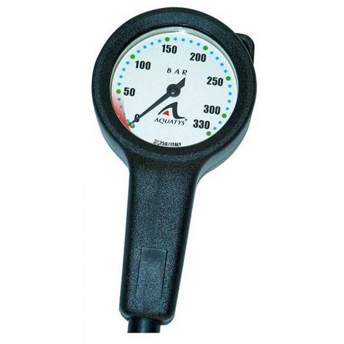 [해외]AQUATYS Pressure Gauge 330B 10138059109 Black