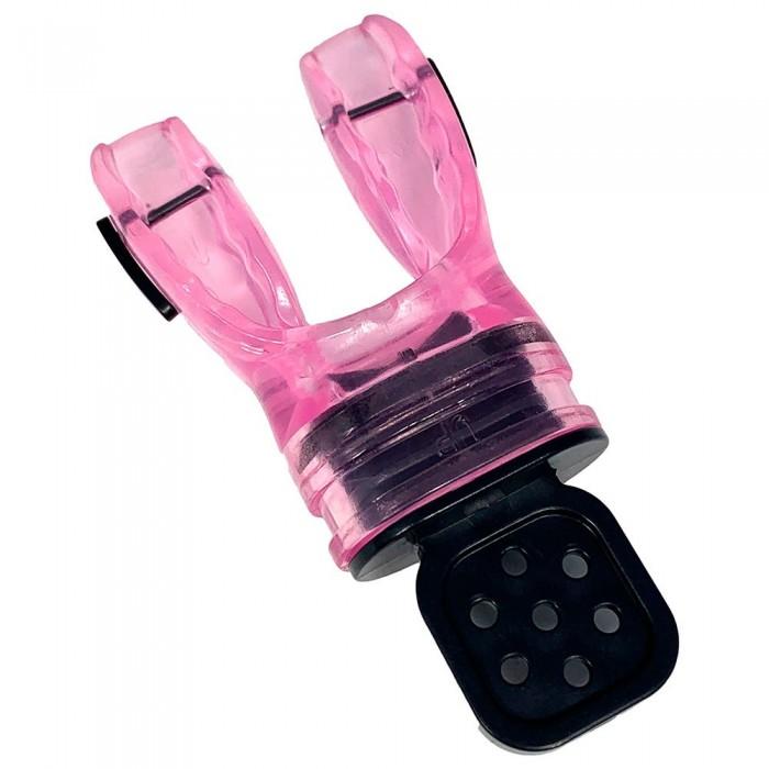 [해외]DE PROFUNDIS Moldable Silicone Mouthpiece 10138027403 Pink / Clear