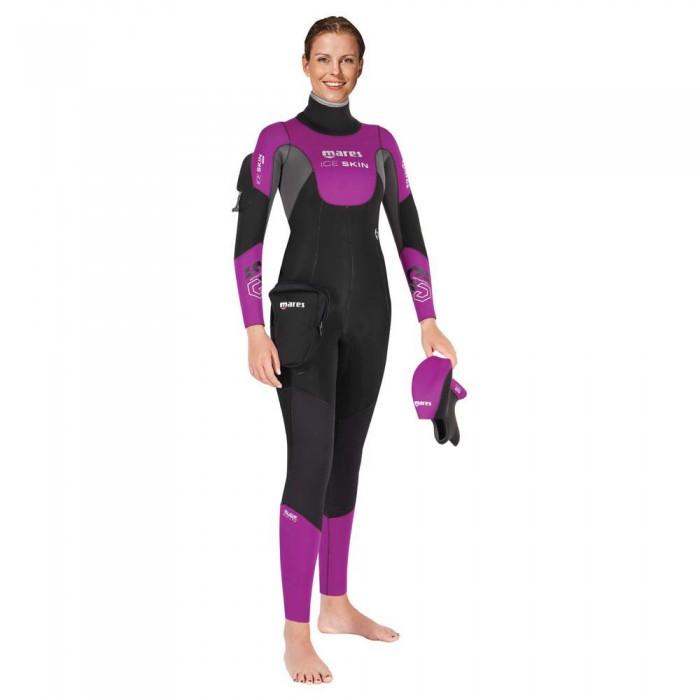 [해외]마레스 Ice Skin She Dives 7 mm 10137923696 Purple / Black / Grey