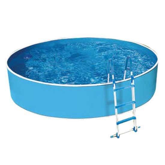 [해외]MOUNTFIELD AZURO 240 With Skimfilter 2000 Without Holes 6138043140 Blue / White