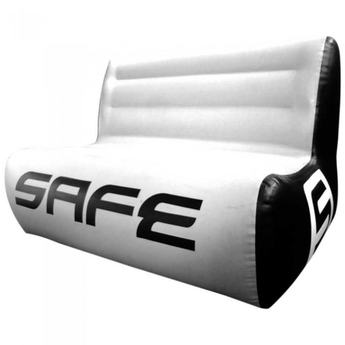 [해외]SAFE WATERMAN Air Lounge 6138035092 White / Black