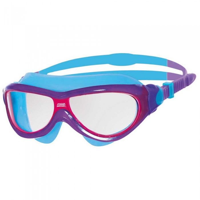 [해외]조그스 Phantom Junior 6137327406 Purple / Light Blue / Clear