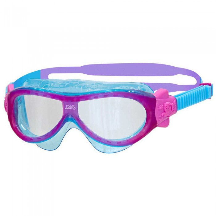 [해외]조그스 Phantom Kid 6137327411 Purple / Light Blue / Clear