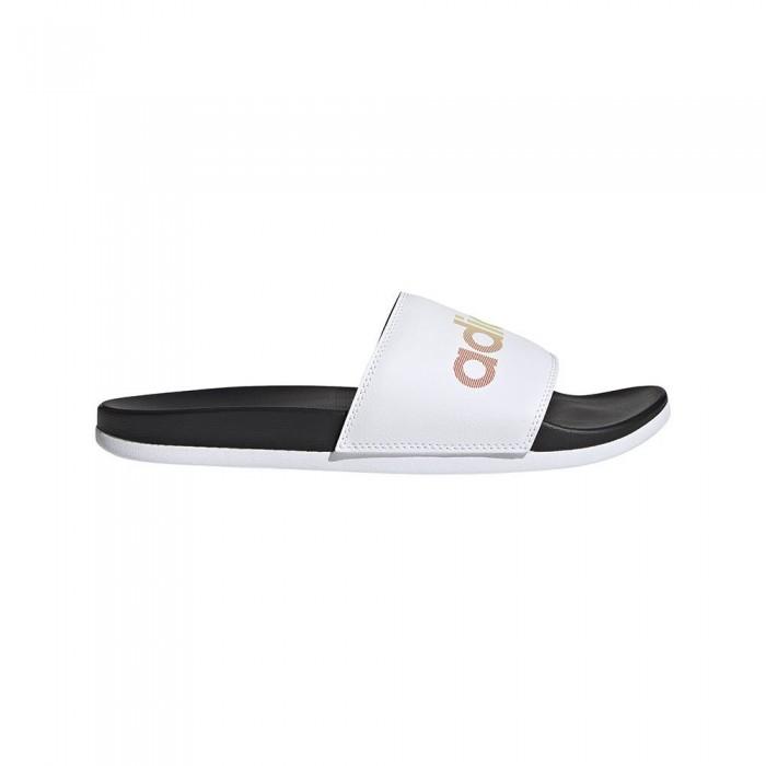 [해외]아디다스 Adilette Comfort 6137892263 Core Black / Ftwr White / Core Black