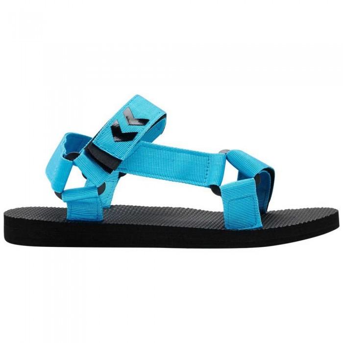 [해외]험멜 Strap Flip Flops 6138037519 Scuba Blue
