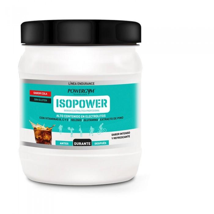 [해외]POWERGYM Isopower 600 g Cola 6136274626