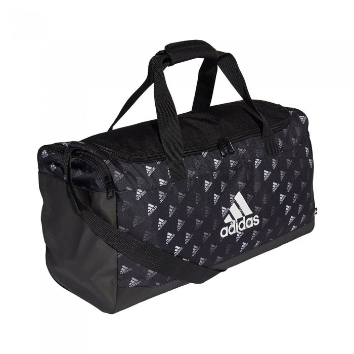 [해외]아디다스 Linear Graphic Duffel 39L 6137894473 Multicolor / Black / White