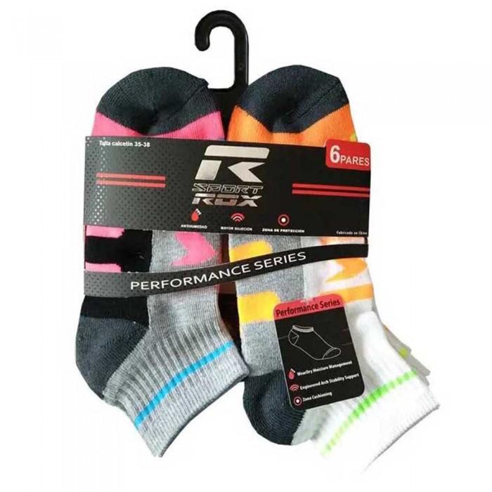 [해외]ROX R-Siroco 6 Pairs 6138059853 Multicolour