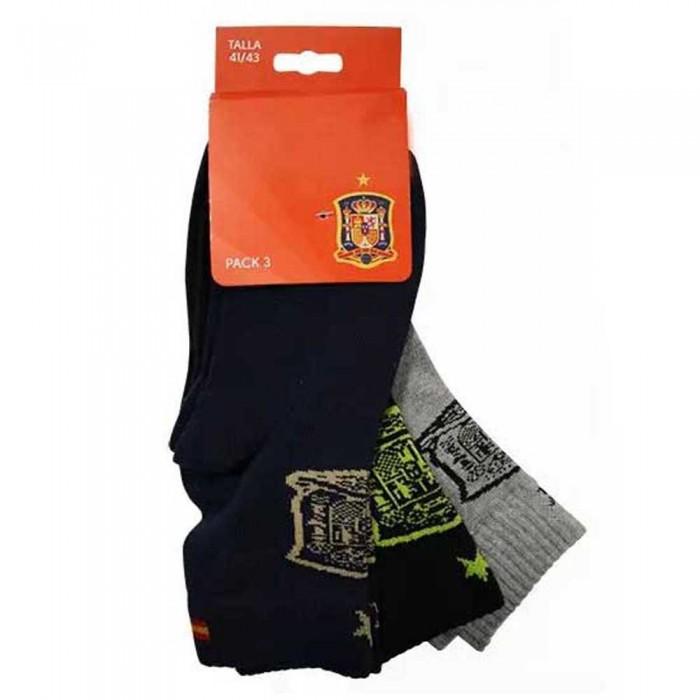 [해외]SOFTEE Socks 3 Pairs 6138059856 Multicolour