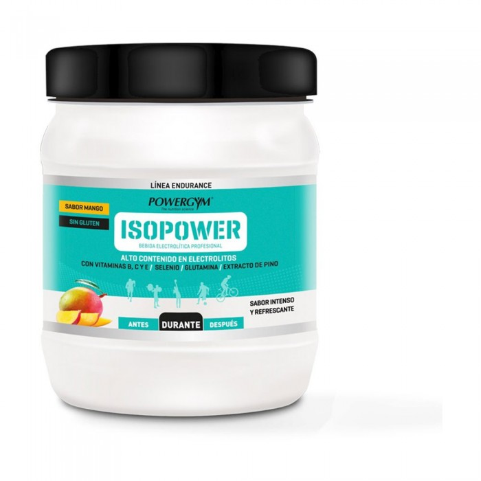 [해외]POWERGYM Isopower 600 g Mango 14136274627