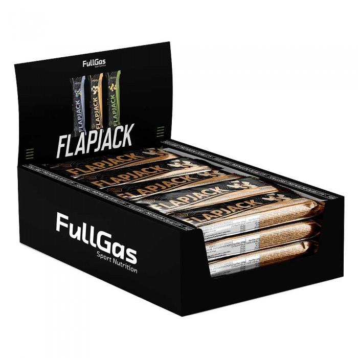 [해외]FULLGAS Flapjack 60gr 12 Units Yogurt 14137999489 Yogurt