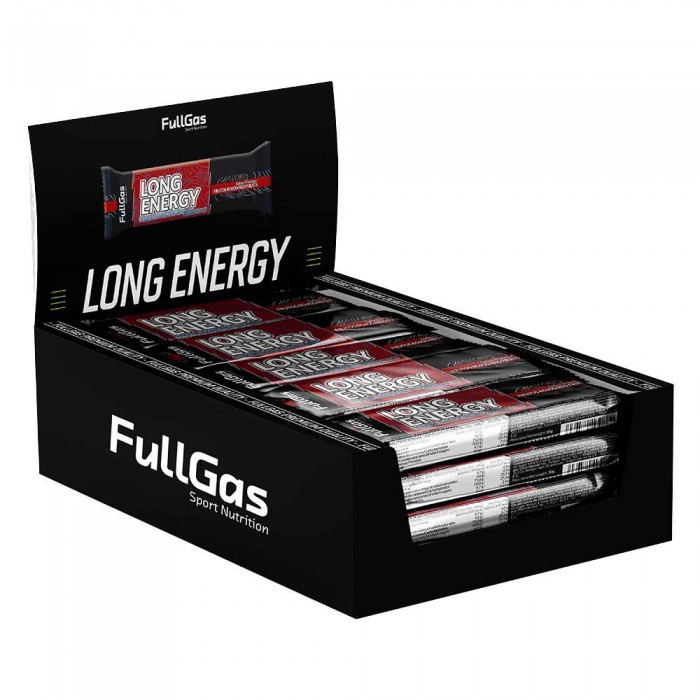 [해외]FULLGAS Long Energy 50gr 12 Units Red Berries 14137999497 Red Berries