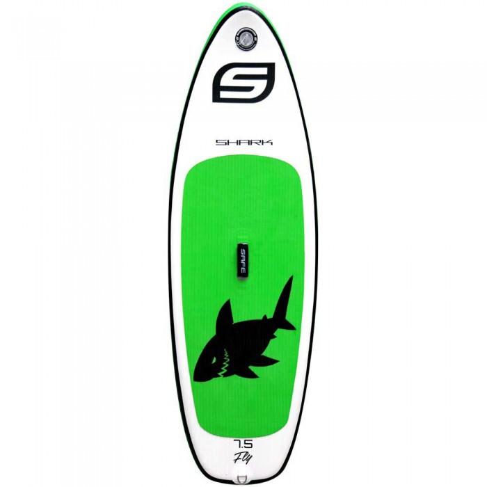 [해외]SAFE WATERMAN Shark Fly 7´5´´ 14138035038 White / Green