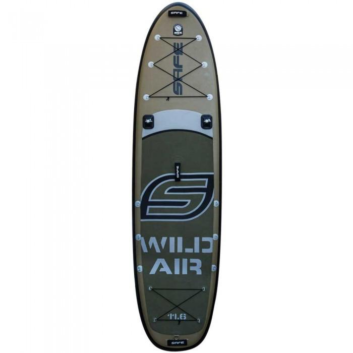 [해외]SAFE WATERMAN Wild Air 11´6´´ 14138035045 Military Green
