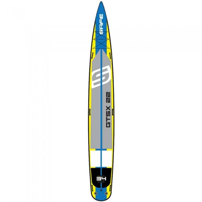 [해외]SAFE WATERMAN GTSX 22´ 4 Persons 14138035050 Light Blue / Yellow