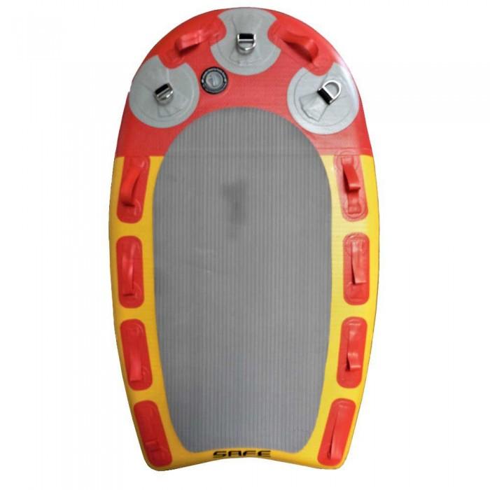 [해외]SAFE WATERMAN Sled Rescue 14138035055 Yellow / Red