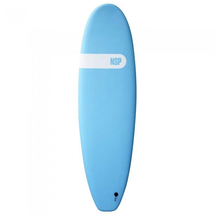 [해외]NSP Sundownder Softboard 6´6´´ 14138050433 Blue