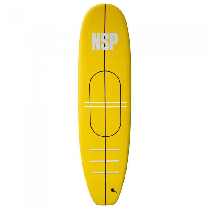 [해외]NSP Teacher´s Pet Softboard 7´0´´ 14138050437 Yellow