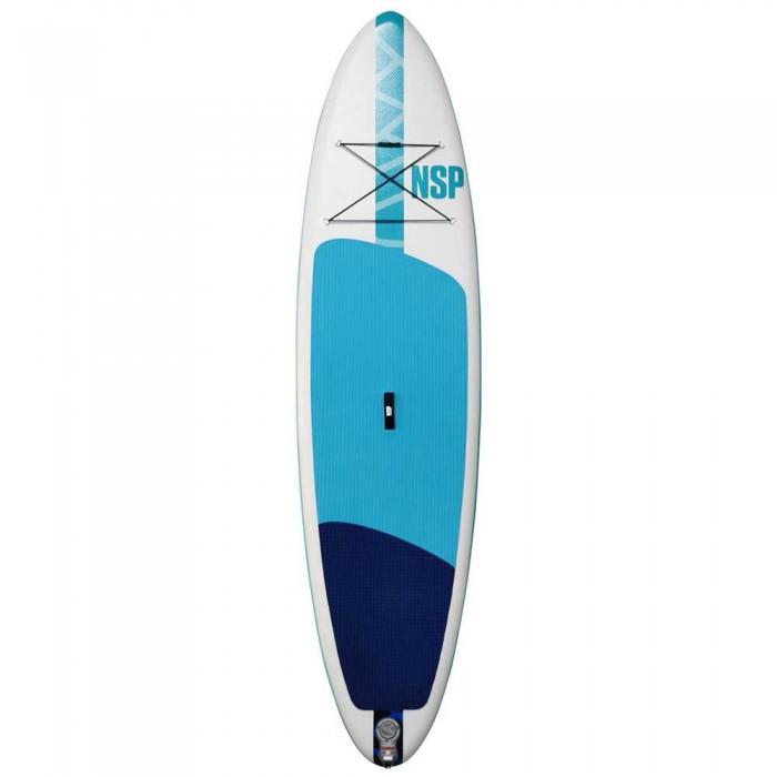 [해외]NSP O2 Allrounder LT 9´8´´ 14138050440 Blue / White